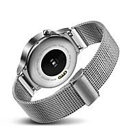 billiga Smart klocka Tillbehör-Klockarmband för Huawei Watch Huawei Modernt spänne Metall Rostfritt stål Handledsrem
