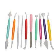 billige Bakeredskap-Bakeware verktøy Plast GDS Kake / Til Småkake / Pai Baking & Konditor Spatler 1pc