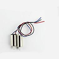 SYMA peças Acessórios Motores/Motors X5SC X5SW X5S RC Quadrotor X5SC X5SW X5S RC Quadrotor Metal