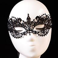 billiga Brudhuvudbonader-Material Spets Huvudbonad masker with Prick Bröllop Party Speciellt Tillfälle Hårbonad