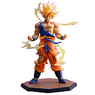Anime Action Figures Inspired by Dragon Ball Cosplay PVC(PolyVinyl Chloride) 17 cm CM Model Toys Doll Toy