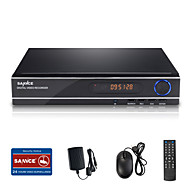 cheap DVRs & DVR Cards-SANNCE® 8CH 1080N DVR Multi-mode input w/ eCloud HDMI 1080P/VGA/BNC Output-Real Time Remote View,QR code scan P2P