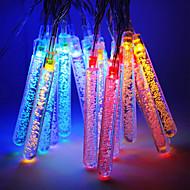 Cordões de Luzes lm <5V V 5 m 20 leds Branco Quente Branco RGB