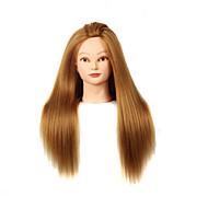 yaki sintetička frizerski salon ženska lutka glava s make-up