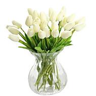 billige Kunstig Blomst-Kunstige blomster 1 Afdeling Moderne Stil Tulipaner Bordblomst