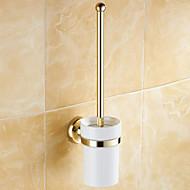 トイレブラシホルダー / 真鍮磨き アンティーク