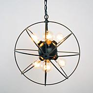 זול מנורות תלויות-סגנון חלוד/בקתה מודרני / עכשווי מסורתי / קלסי רטרו קאנטרי כדורי מנורות תלויות עבור סלון חדר שינה משרד כניסה חדר משחק חניה AC 100-240V