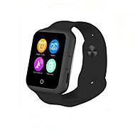tanie Inteligentne zegarki-Inteligentny zegarek na Android Pulsometr / Spalone kalorie / Ekran dotykowy / Video / Kamera / aparat Stoper / Powiadamianie o połączeniu telefonicznym / Rejestrator aktywności fizycznej / Budzik