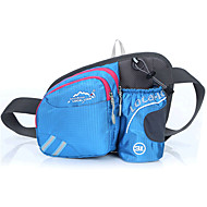 L Waist Bag/Waistpack Cell Phone Bag Belt Pouch/Belt Bag for Cycling/Bike Running Sports Bag Breathable Multifunctional Phone/Iphone