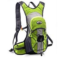 billige Rygsække og tasker-Cykling rygsæk rygsæk for Fritidssport Rejse Løb Sportstaske Vandtæt Påførelig Refleksbånd Multifunktionel Løbetaske - iPhone 8/7/6S/6
