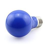 billige Globepærer med LED-E27 led globe boble pærer 5w 450-500lm varm hvit / kul hvit / rød / blå / grønn ac 100-240v (1 stk)