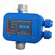 fonte de alimentação interruptor ac física instrumentos de medição de metal cor azul material de