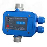 bryter strømforsyningen fysisk måleinstrumenter metall materiale blå farge