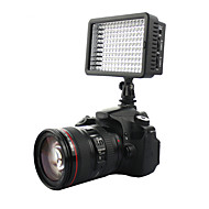 600D 550D 500D D5100 D3100 D3000 D80 40D A580 D700 D90 450D 300D 7D 50D D7000 A700 ユニバーサル D7100 D70 D-SLR LEDライト ホットシュー