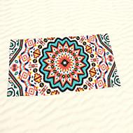 tanie Ręcznik plażowy-Świeży styl Ręcznik plażowy, Reactive Drukuj Najwyższa jakość 100% Micro Fiber Ręcznik Ręcznik