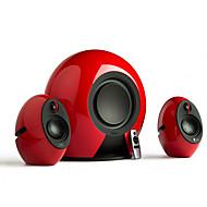 Kalın Ses (Bas) Hoparlörü 2.1 CH Kablosuz / Bluetooth / İç Mekan / Bağlantı İstasyonu