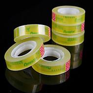 tape liten tape 1cm * 15 mi tape engros fabrikkutsalgene kan tilpasses spesifikasjoner for en pakke med ti