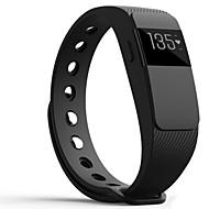Smartur Smart armbånd Aktivitetstracker iOS Android iPhoneVandafvisende Lang Standby Skridttællere Sport Pulsmåler Søvnmåler Påførelig