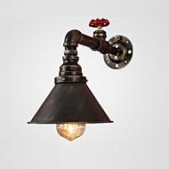 AC 110-120 AC 220-240 E26/E27 Rustikk/ Hytte Maleri Trekk for Mini Stil,Nedlys Vegglampe