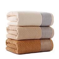 fullt bomull solid badehåndkle 53 med 27,5 tommers super myk