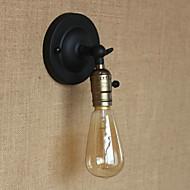 pære inkludert veggen sconces, rustikk / lodge e27 metall