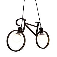 billige Takbelysning og vifter-2-Light Originale Anheng Lys Omgivelseslys Malte Finishes Metall designere 110-120V / 220-240V Pære ikke Inkludert / E26 / E27