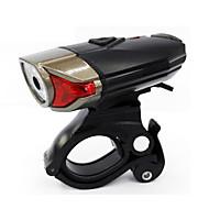 billige Sykkellykter og reflekser-Hodelykter Sykkellykter Frontlys til sykkel - Sykling Vanntett Enkel å bære Cellebatterier 400 Lumens Usb Batteri Sykling