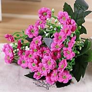 billige Kunstige blomster-1 Gren Silke Lilla Bordblomst Kunstige blomster