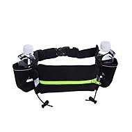 billige Rygsække og tasker-Bæltetasker Flaskebælte Mobiltelefonetui Bæltetaske for Cykling/Cykel Løb Sportstaske Multifunktionel Telefon/Iphone LøbetaskeIphone