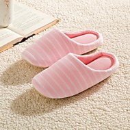 cheap Slippers-Modern/Contemporary Slide Slippers Women's Slippers Cotton Cotton