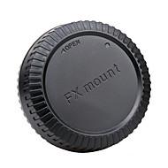 dengpin® bakre linsedeksel + kamerahuSett hette for fujifilm x-Pro1 fx x-e1 e2 a1 a2 x-t10 x-t2 t1 m1