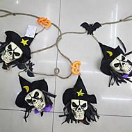 guirlandas esqueleto humano bunting decorações do dia das bruxas de pano humanos adereços Photo Wall festival decor