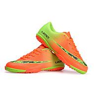 baratos Sapatos de Menino-Para Meninos Sapatos Couro Ecológico Primavera Conforto Tênis Futebol Tacheado para Laranja / Vermelho / Azul