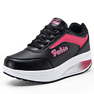 Women's Sneakers Spring / Summer / Fall / Winter Wedges / Creepers Leatherette Office & Career / Athletic / Casual