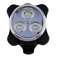 billige Sykkellykter og reflekser-Hodelykter Sykkellykter Baklys til sykkel LED LED Sykling Oppladbar Vanntett Kompaktstørrelse Super Lett Advarsel USB 100 -130 Lumens Usb