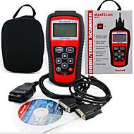 ms509 OBD2 szkenner kódolvasó maxiscan jármű detektor hiba diagnosztikai műszer