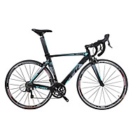 Udobnost bicikle Biciklizam 18 Brzina 27 Inch Shimano V-kočnica Bez prigušenja Običan 6061 Aluminijska legura Aluminijska legura ugljen