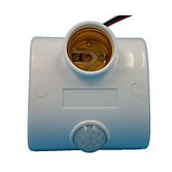 linhas jl-009kthree com o fogo do corpo humano suporte da lâmpada de indução de infravermelho
