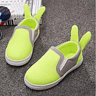 baratos Sapatos de Menino-Unisexo Sapatos Tule Verão Oxfords para Azul / Rosa claro / Verde Claro