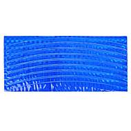 sikkerhets reflektorer Refleksbånd fluoriserende Sykling Vanntett Advarsel Verneutstyr Reflekser Lumens Sykling Multifunktion-FJQXZ