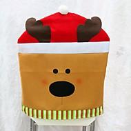 1PCS新しい到着のクリスマスの椅子は、椅子は贈り物を設定adornos夕食の装飾をNAVIDAD 50 * 60センチメートルクリスマスの装飾をカバー