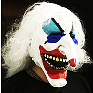 halloween rosto cheio horror máscara careta festa à fantasia vestido movendo tema viu máscara facial