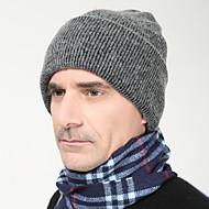 Muž Úplet Vintage / Pracovní / Na běžné nošení podzim / Zima Buřinka