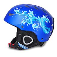 FEIYU ヘルメット 女性用 男性用 子供用 男女兼用 調整可 スポーツ 青少年 スポーツヘルメット スノーヘルメット CE EN 1077 スノースポーツ