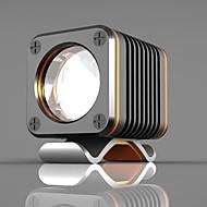 billige Sykkellykter og reflekser-Frontlys til sykkel LED XM-L2 T6 Sykling Vanntett, Super Lett 500 lm Usb / Batteri Hvit Sykling