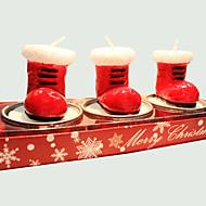 Χαμηλού Κόστους Κεριά & Κηροπήγια-Χριστούγεννα Διακόσμηση