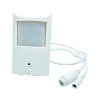 billige Innendørs IP Nettverkskameraer-1.0 MP Mini Innendørs with Dag Natt 32(Dag Nat / Fjernadgang)