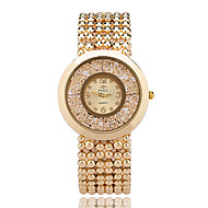 Dámské Luxusní hodinky Náramkové hodinky zlaté hodinky Křemenný Stříbro / Zlatá / Růžové zlato Hodinky na běžné nošení Cool Analogové dámy Na běžné nošení Módní Elegantní - Zlatá Stříbrná Růžové zlato