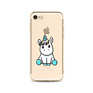 Lovely Unicorn TPU Soft Case Cover for apple iPhone 7 7 Plus iPhone 6 6 Plus iPhone 5 5C iPhone 4