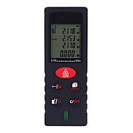 Χαμηλού Κόστους Αποστασιόμετρα για γκολφ-KXL-D60 X mm Τηλέμετρο Μικρό Μέγεθος / Χειρός / Εύκολο στη χρήση Κυνήγι / Golf Πλαστική ύλη / ABS